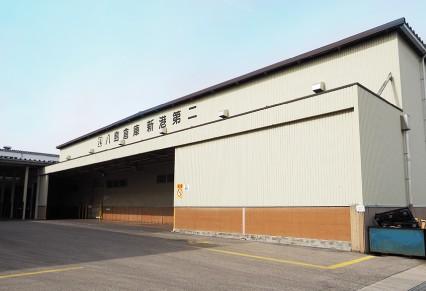八嶋倉庫:富山新港第2倉庫
