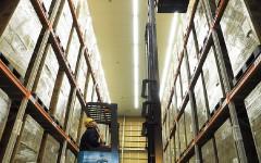 移動式ラック倉庫