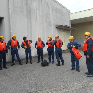 平成29年度避難訓練